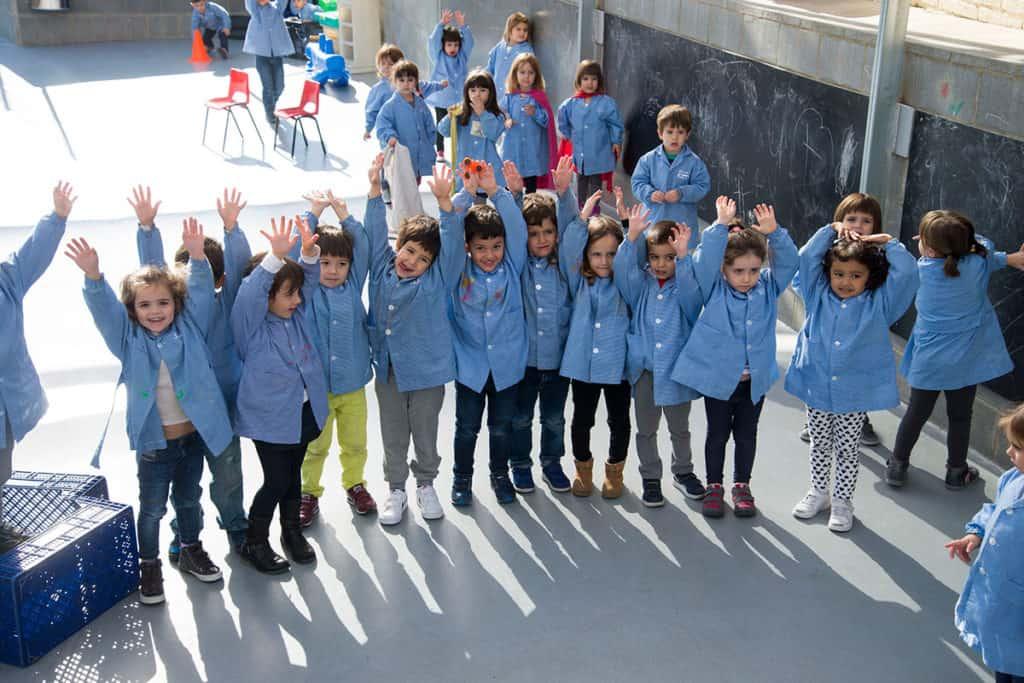 Patio Escuela Sabadell