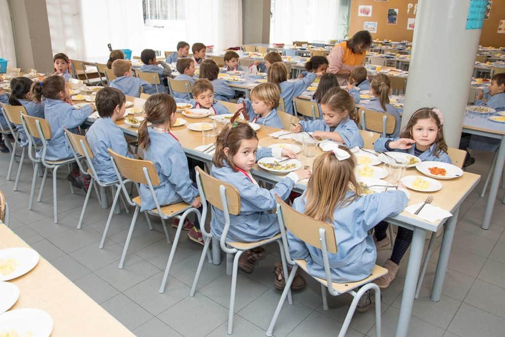 Comedor Escuela Sabadell