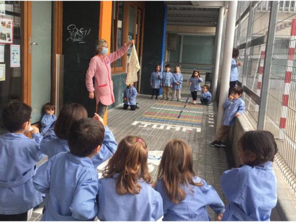 Sant Nicolau escola